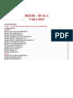 VARA_2015_-_OBZOR - BYALA