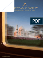 Deccan Odyssey Luxury Train - Exotic Train Holidays in India
