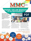 PMMC News Edisi Maret April 2015