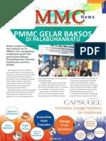 PMMC News Edisi Maret April 2015