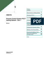 Process Control System PCS 7 Part1