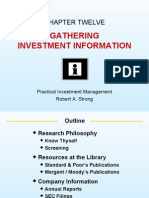 Practical Investment Management by Robert.A.Strong slides ch12