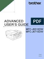 Cv Mfc6710dw Use Ausr