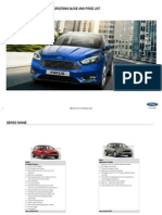 New Focus Pricelist
