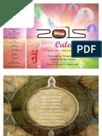 Jain Calendar 2015