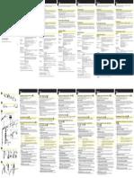 Sony ECM-MS957 Operating Manual