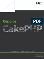 Apostila Curso Cakephp 2km