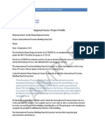Sample Due Diligence SOUTHSIDE MIAMI International Tourism Building Project Profile