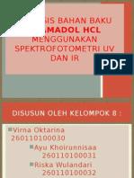Tramadol HCl