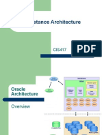 Oracle Instance Architecture