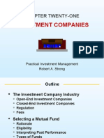 Practical Investment Management by Robert.A.Strong slides ch21