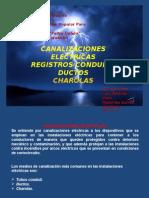 Presentación de Canalizaciones Electricas