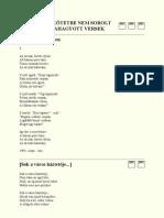Babits Mihály - Zsengék, Kötetbe nem sorolt és hátrahagyott versek