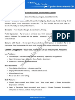 Tips for Interview & GD.pdf