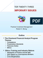 Practical Investment Management by Robert.A.Strong slides ch23