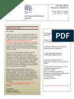 Revised Free Application Roanoke