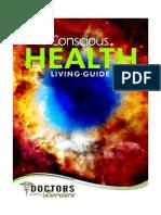 Conscious Health Living Booklet (Print Format)