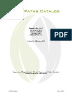 sp catalog