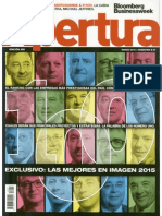 Revista Apertura - Ranking de Imagen 2015 - 1