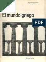 Martin, Roland - El Mundo Griego (Arquitectura)