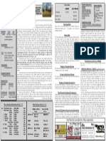 St. Joseph April 5, 2015 Bulletin