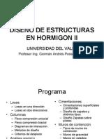 Hormigon II-losas y Escaleras