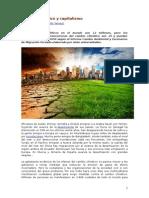 Cambio climático y capitalismo
