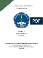 Laporan Praktikum Epidemiologi Campak - Copy