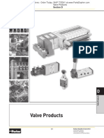 PND1000 3 Manual Mechanical Valves