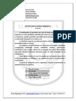 Cuestionario para indagar conducta adaptativa (Forma P)