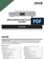 siriusSRH550