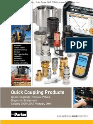 8Pk Hydraulic Couplings Plug /& Cap Set for Parker 60 Series H3-62-T8 H3-63-T8
