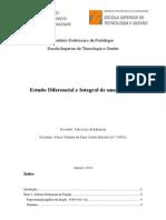 Estudo Integral e Diferencial de uma função