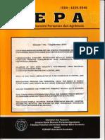 Analisis Faktor Produksi PG2