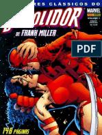 Demolidor - Os Maiores Clássicos de Frank Miller - 01 - HQ BR - GibiHQ