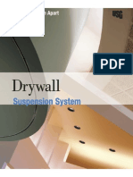 Usg Drywall Suspension System Catalog en AC3152
