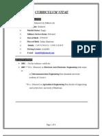 Curriculum Vitae[1]1(1)