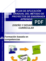 Diseño Curricular MP