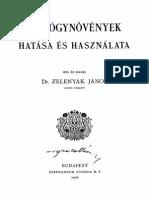 Zelenyák János - Gyógynövények hatása és használata.pdf
