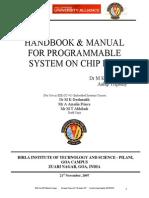 Psoc Handbook Manual Official Copy