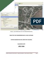 Ejemplo de Mapa Wifi Georeferenciado a Nivel Outdoor - Salamanca  - Nodo Chalinga - CHILE