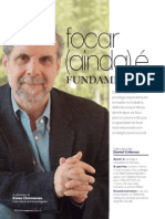 Focar Ainda é Fundamental- Daniel Goleman