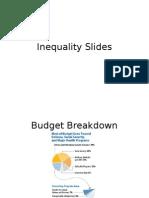 Inequality Slides