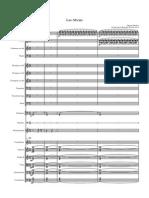 Abejas Rota - Full Score