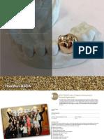 2015 Gold Crown Award Application