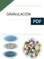 Granulado farmaceutico