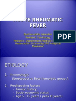 12#Acute Rheumatic Fever Kuliah Tk 4