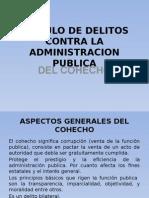 FICHAS COHECHO