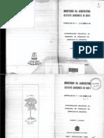 CAMARGO Felisberto - Consideracoes Relativas Ao Problema de Formacao de Seringais Na Amazonia