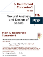 Flexural Analysis and Design of Beamns 3